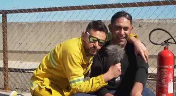 شاهد رامز بيلعب بالنار مع عمرو مصطفى و نهاية غاضبة الحلقة 13