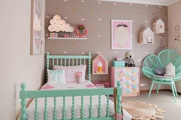 احدث غرف النوم للأطفال