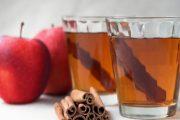 عصير التفاح الساخن مشروب الشتاء القارس
