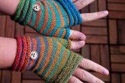 صور قفازات من الصوف لتكتمل الأناقة في الشتاء من أحلى عالم