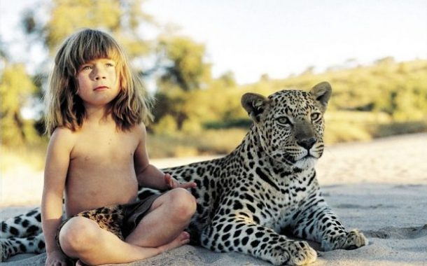 صور تيبي فتاة الأدغال الجديدة سنوات قضتها بين الحيوانات المفترسة