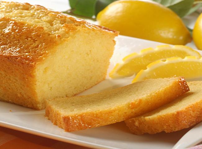 كيكة الليمون بطريقة بسيطة من أحلى عالم