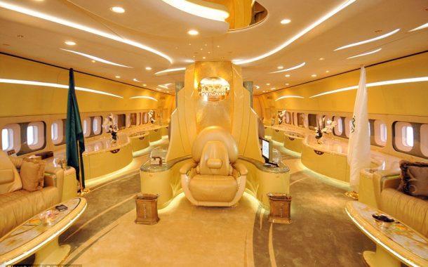 أغلى و أفخم الطائرات الخاصة في العالم شاهد من هو الذي يمتلك الطائرة الأغلى ثمناً