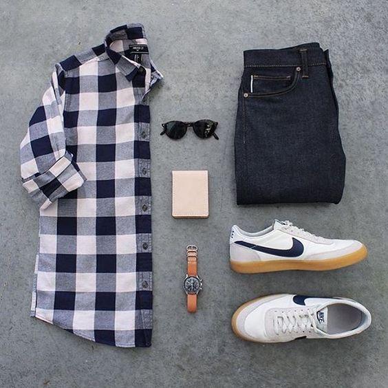 اروع كولكشن ملابس رجالي لصيف