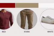 تنسيق الألوان في الملابس للرجال لا للحيرة بعد الآن