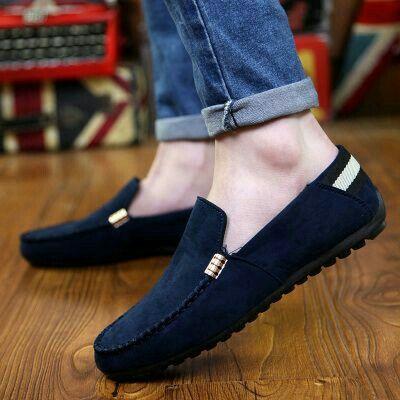 80c8e0359 أحذية رجالية مميزة جداً بتصاميم شبابية غاية في الأناقة - احلى عالم