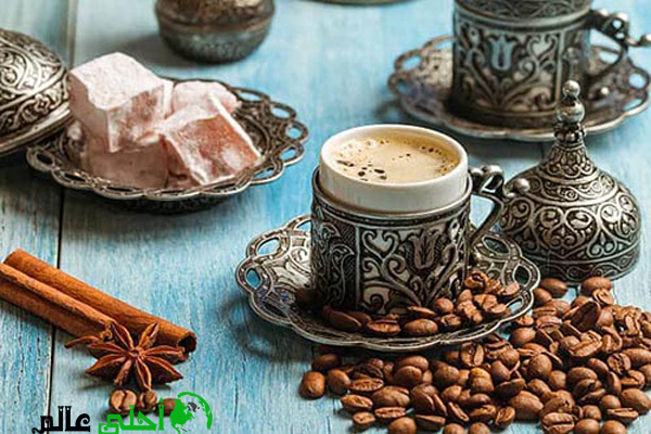 1c74183a1 القهوة التركية بالحليب إليكم طريقة التحضير من موقع أحلى عالم جربيها معنا