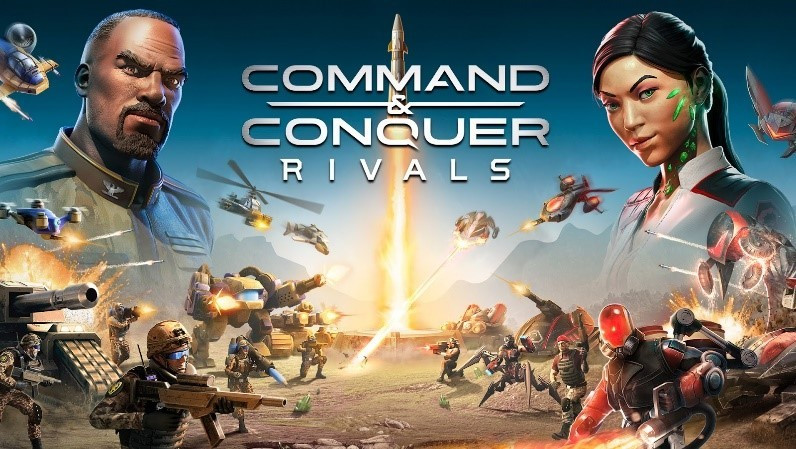 لعبة كوماند كونكور ريفالز Command & Conquer: Rivals
