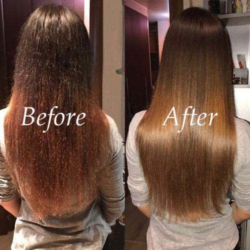 أفضل الطرق الطبيعية لعلاج الشعر التالف