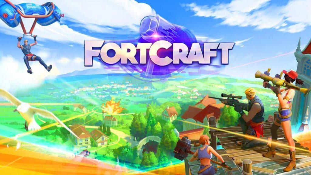 فورت كرافت, لعبة FortCraft
